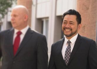 Juan Ramirez & Antonio Ceritelli