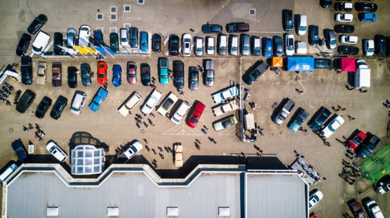 Preventing Parking Lot Accidents In Phoenix