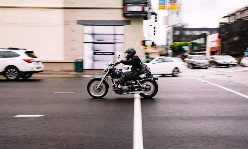Mesa, AZ – Motorcycle Accident Causes Injuries to Two on Hampton Avenue