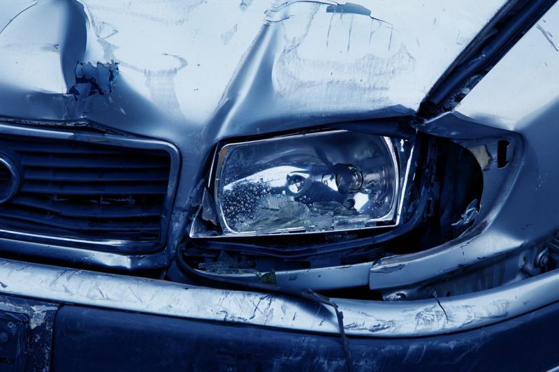 Casa Grande, AZ – Wrong-Way Crash with Injuries on Pinal Ave