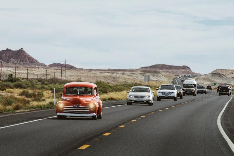 Phoenix, AZ - Multi-Vehicle Wreck Blocks I-10 at 43rd Ave
