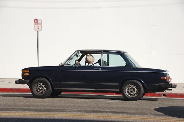 Are Senior Citizens Involved In More Auto Accidents