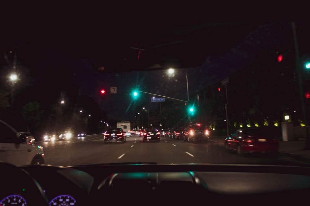 Phoenix, AZ - Right Lane Blocked by Crash on I-10 at 7th Ave