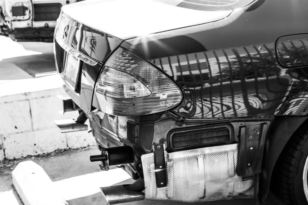 Phoenix, AZ - Injury Wreck on I-17 NB at Grand Ave