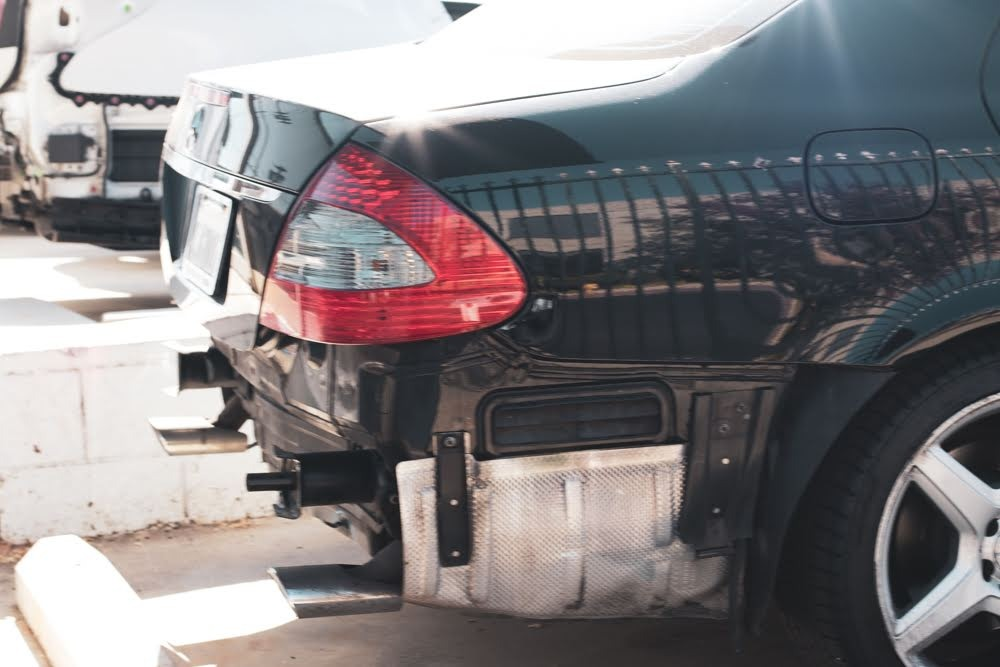 Glendale, AZ - Car Accident Blocks US-60 at 63rd Ave