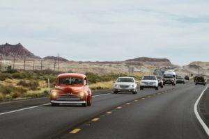 Tucson, AZ – One Injured in Multi-Vehicle Crash on West Silverlake Road