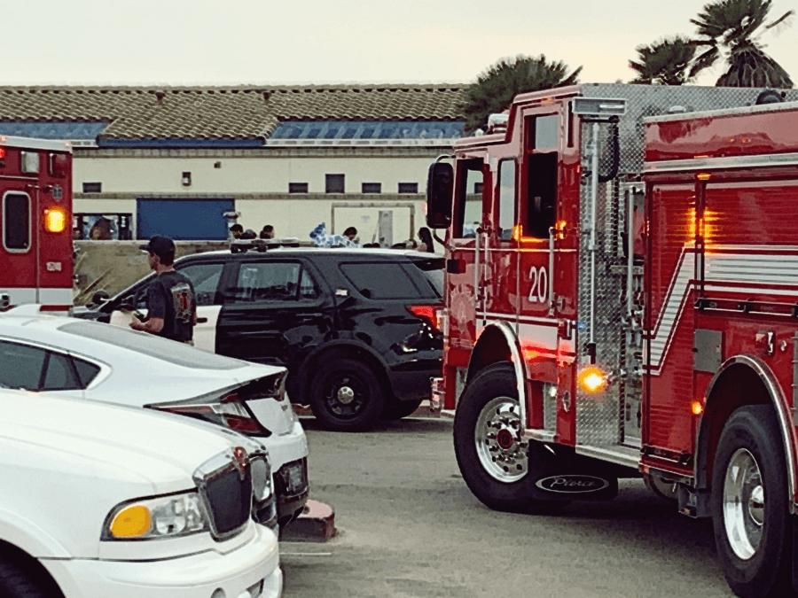 Tucson, AZ - 4-Car Crash Results in Injury at W 22nd St