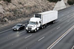 Tucson, AZ – One Injured in Three-Vehicle Crash on I-10