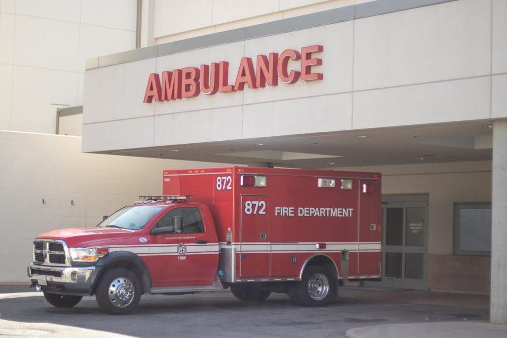 Phoenix, AZ - Officer Struck by Driver Near 16th St & Southern Ave