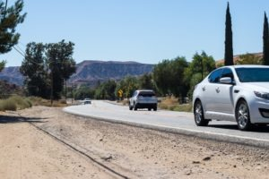 Scottsdale, AZ – Car Accident in Eastbound Lanes on AZ-101 Loop