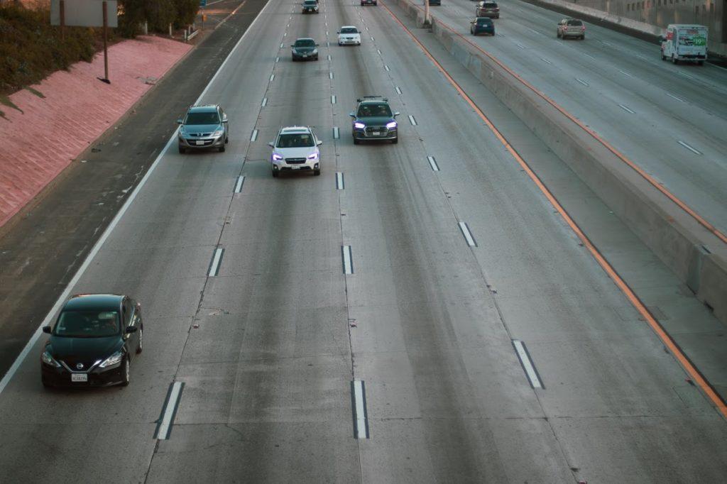 Phoenix, AZ – 2-Vehicle Collision with Injuries on I-17