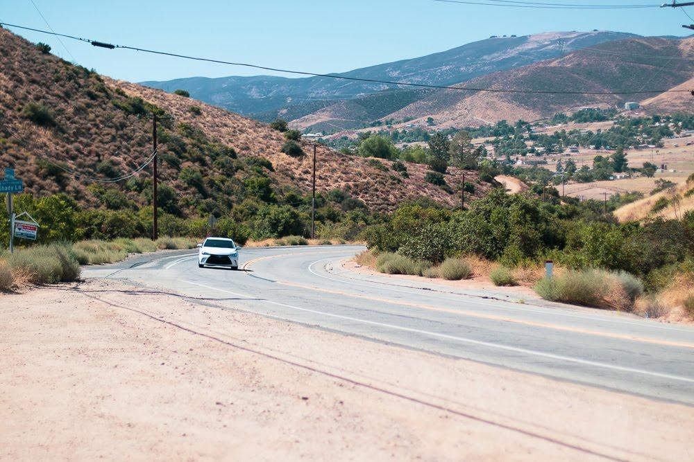 Driving Safe in the Arizona Desert