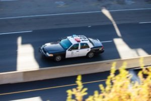 Chandler, AZ - 2-Car Crash Injures Officer at Warner Rd & Hartford St