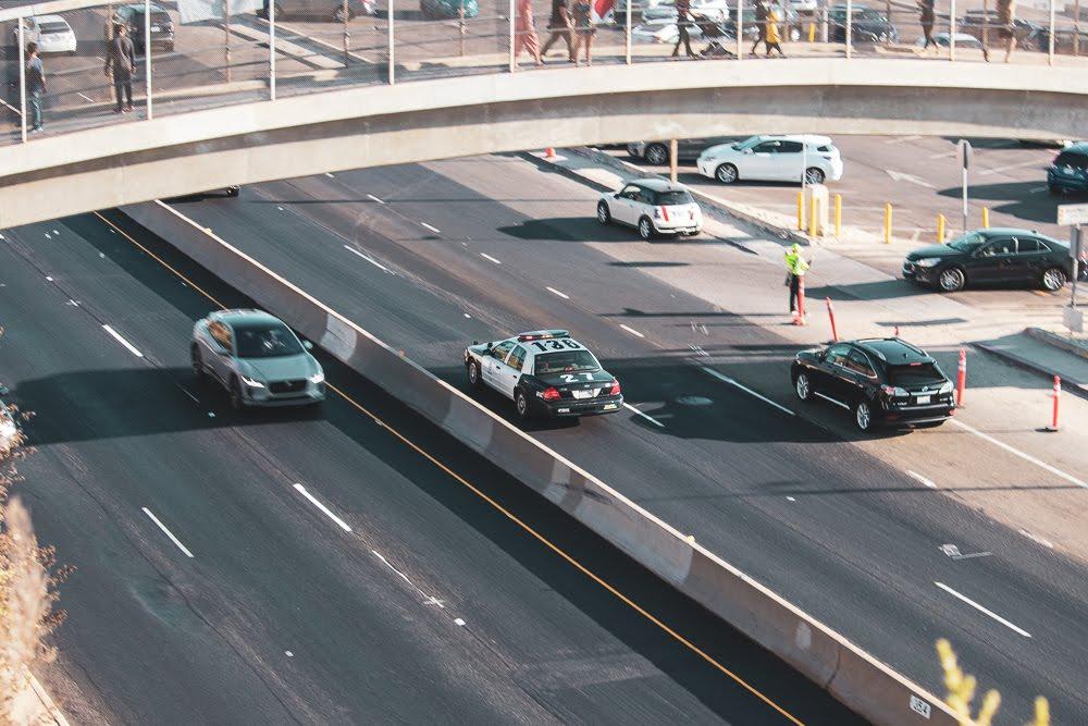 Phoenix, AZ - Injuries Reported in 20-Vehicle Crash at SR 51 & I-10