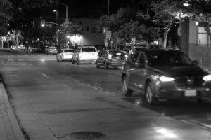 Phoenix, AZ - Officer Hospitalized After 3-Car Crash at 32nd St & Broadway Rd