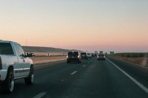 Phoenix, AZ - Multi-Car Crash Results in Injury on I-17 at Glendale Ave