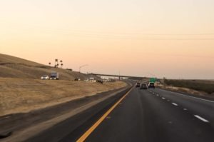 Surprise, AZ - Officer Injured in Rear-End Crash on L-303 at Waddell Rd