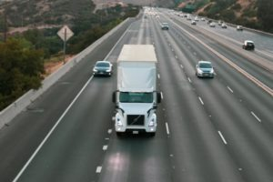 Tips for Driving Safely Around Trucks