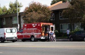 Phoenix, AZ - Injurious Crash on I-17 Near Thomas Rd