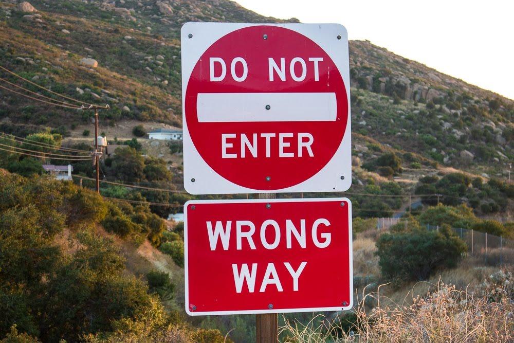 Arizona Wrong-Way Drivers