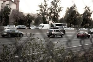 Scottsdale, AZ - Injuries Reported in 2-Car Crash on L-101 at Indian School Rd