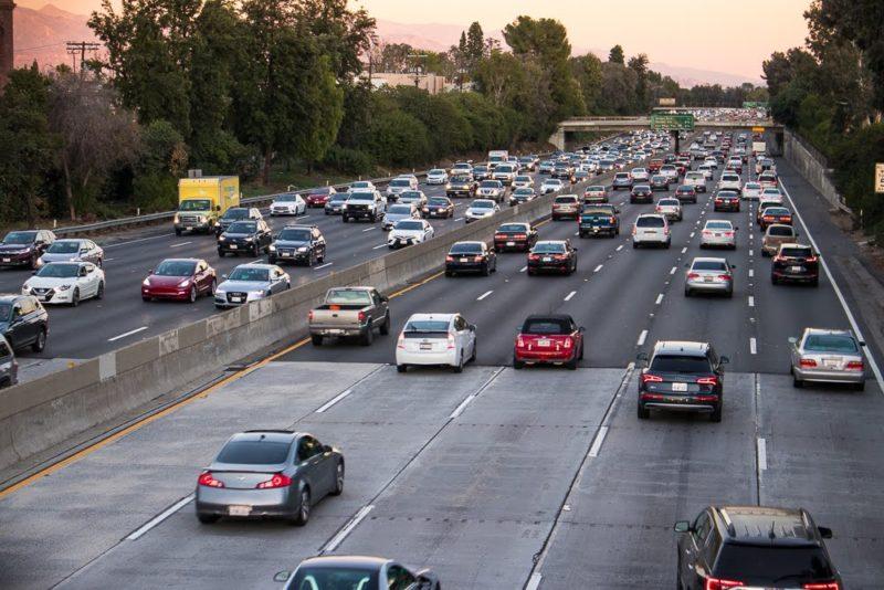Avondale, AZ - 3-Car Crash Results in Injuries on I-10 at Avondale Blvd