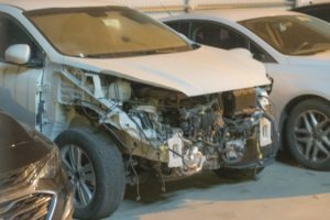 Phoenix, AZ - Injuries Reported in 2-Car Crash on SR 143 at Sky Harbor