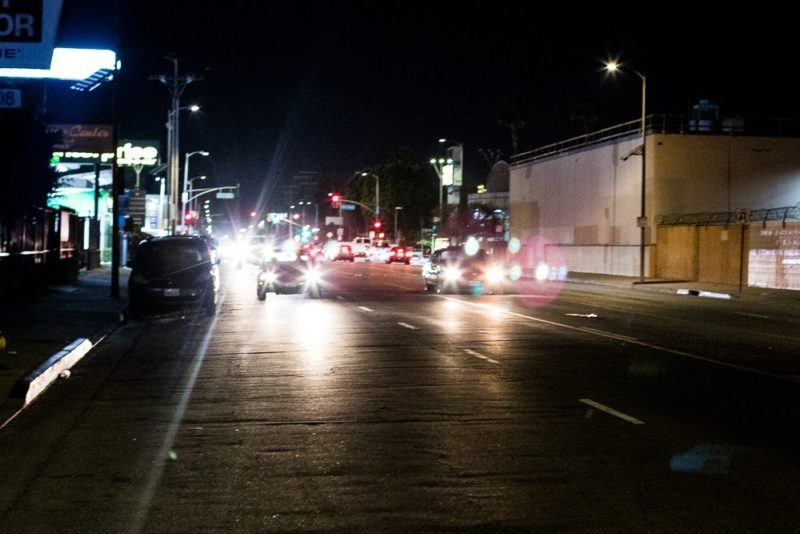 Tucson, AZ - Victim Hospitalized in Rollover Crash on 22nd St at I-10