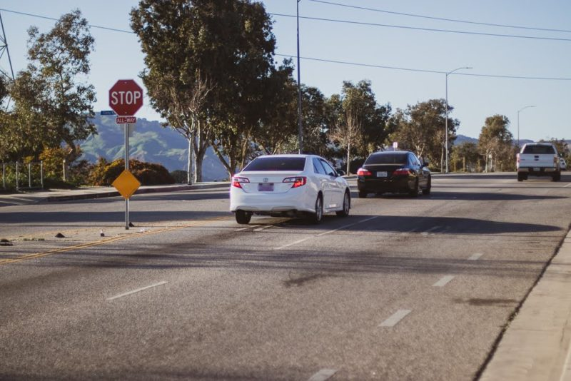 Phoenix, AZ - 3-Car Accident Causes Injuries on I-17 at Bethany Home Rd