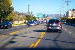 Phoenix, AZ - 2-Car Crash Causes Injury on I-17 at Camelback Rd