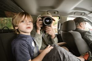 Tips To Reduce Distractions By Your Children While Driving