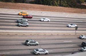 Mesa, AZ - 2-Car Crash Results in Injuries on US 60 at Superstition Springs Blvd