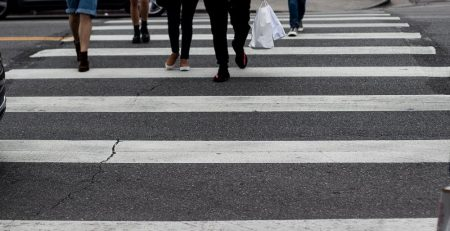 How Does Arizona Law Treat Distracted Pedestrians