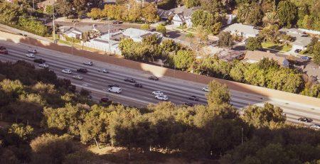 Mesa, AZ - 2-Car Crash Causes Injuries on I-10 at Baseline Rd