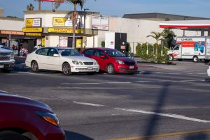 12.1 Chandler, AZ - Two Injured in Two-Car Accident at McQueen Rd & Commonwealth Pl
