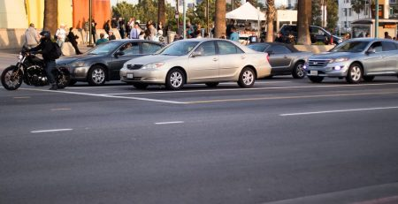 Tempe, AZ - Injuries Reported in Two-Car Crash on US 60 at Sossaman Rd