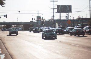 Scottsdale, AZ - Three-Car Wreck Causes Injuries on L-101 at Hayden Rd