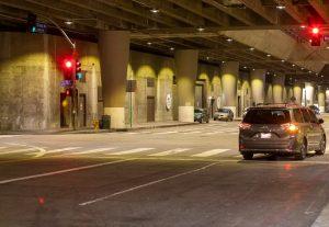 Phoenix, AZ - Authorities Investigating Injury Wreck at I-17 & I-10 Split