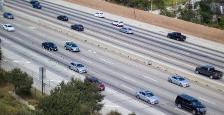 Phoenix, AZ - Injuries Reported in Crash on I-17 at I-10 Stack Interchange