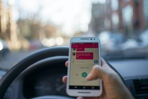 The Rising Problem Of Texting While Driving