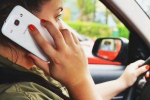What Does It Mean To Be A Distracted Driver