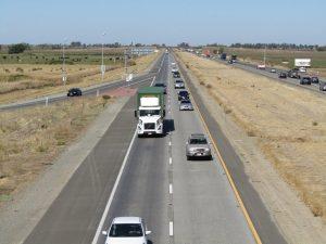 Glendale, AZ - Officers Investigating Injury Crash on I-17 at Glendale Ave