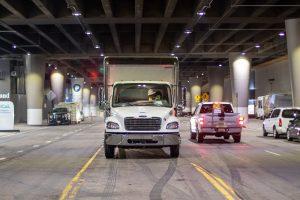 Phoenix, AZ - Truck Crash Causes Injuries on I-10 at I-17 Mini Stack