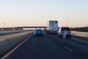 Phoenix, AZ - Injurious Truck Crash Reported on I-17 Near Northern Ave