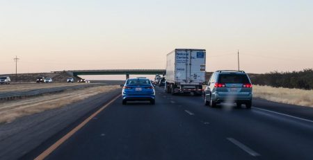 Phoenix, AZ - Two-Car Crash Causes Injuries on I-10 at 32nd St
