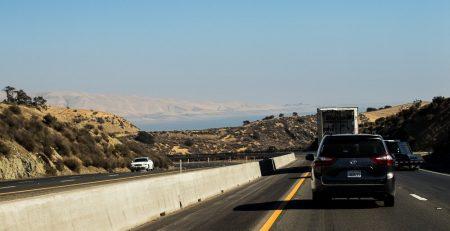 Phoenix, AZ - Two-Car Crash Causes Injuries on I-17 at Peoria Ave