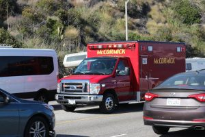 Phoenix, AZ - Injuries Caused by Two-Car Crash on I-10 at 16th St