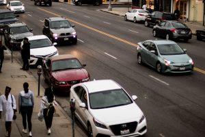 Phoenix, AZ - Highway Car Crash Causes Injuries on I-10 at 43rd Ave