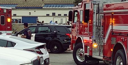 11.21 Mesa, AZ - Three-Car Crash Causes Injuries on I-10 at Deck Park Tunnel