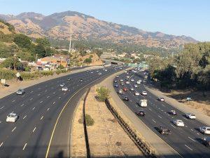 Phoenix, AZ - Two-Car Crash Causes Injuries on I-10 at 7th St